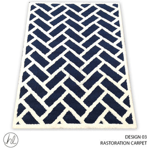 RASTORATION CARPET (160X230) (DESIGN 03)