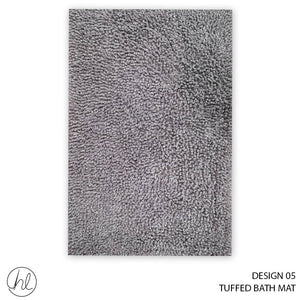 TUFFED BATH MAT (50X80) (DESIGN 05)