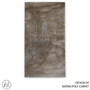 MATRIX POLY CARPET (67X140) (DESIGN 04)
