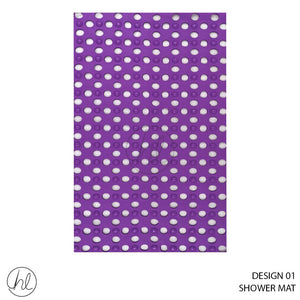 SHOWER MAT (36X72) (DESIGN 01)