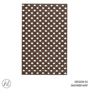 SHOWER MAT (36X72) (DESIGN 02)