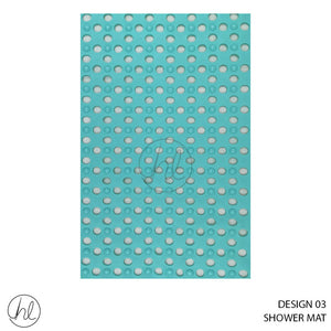 SHOWER MAT (36X72) (DESIGN 03)