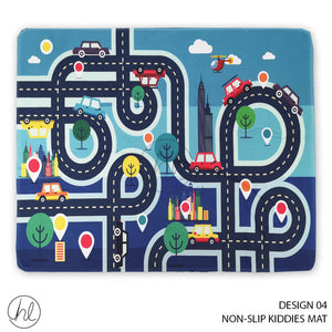 NON-SLIP KIDDIES MAT (DESIGN 04) (80X100)