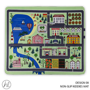 NON-SLIP KIDDIES MAT (DESIGN 08) (80X100)