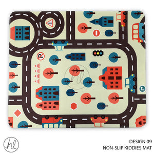 NON-SLIP KIDDIES MAT (DESIGN 09) (80X100)