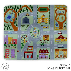NON-SLIP KIDDIES MAT (DESIGN 10) (80X100)