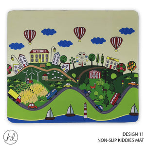 NON-SLIP KIDDIES MAT (DESIGN 11) (80X100)