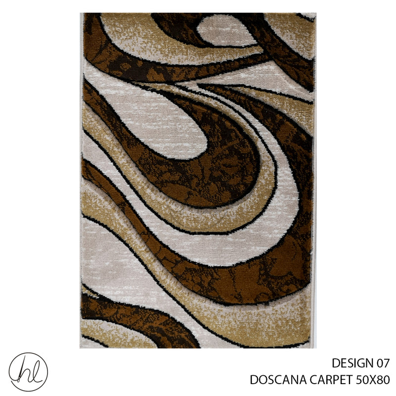 DOSCANA CARPET (50X80) (DESIGN 07)
