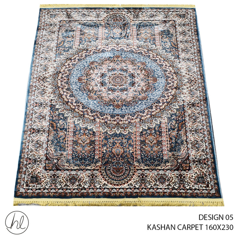 KASHAN CARPET 160X230 (DESIGN 05)