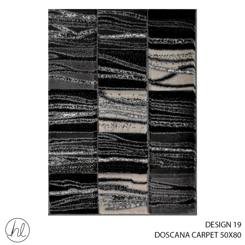 DOSCANA CARPET (50X80) (DESIGN 19)