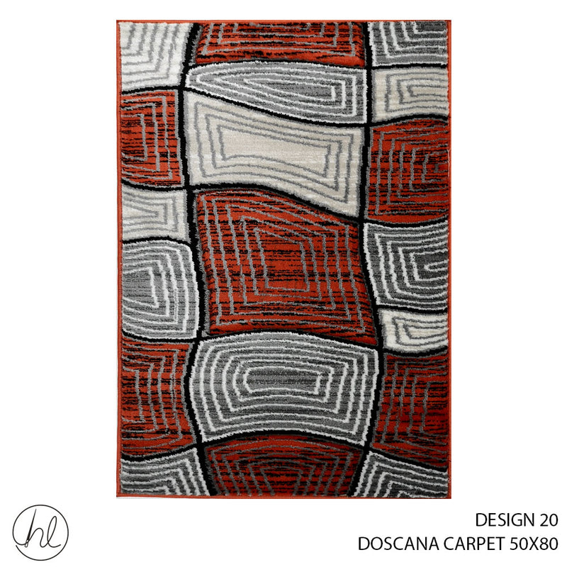 DOSCANA CARPET (50X80) (DESIGN 20)