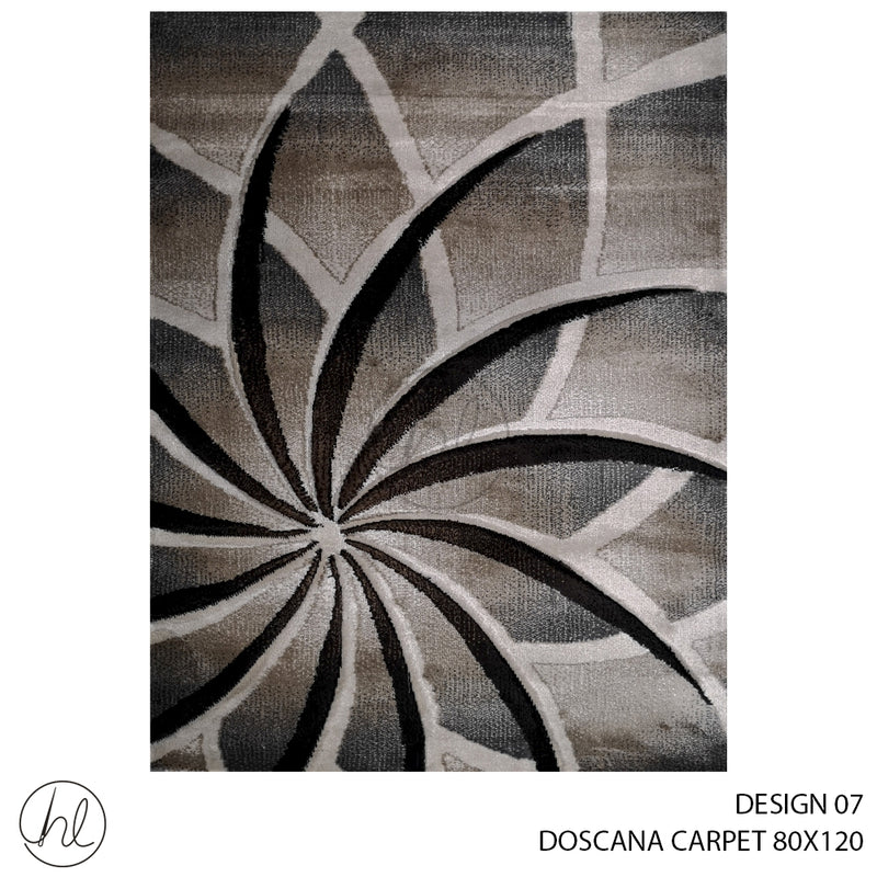 DOSCANA CARPET (80X120) (DESIGN 07)
