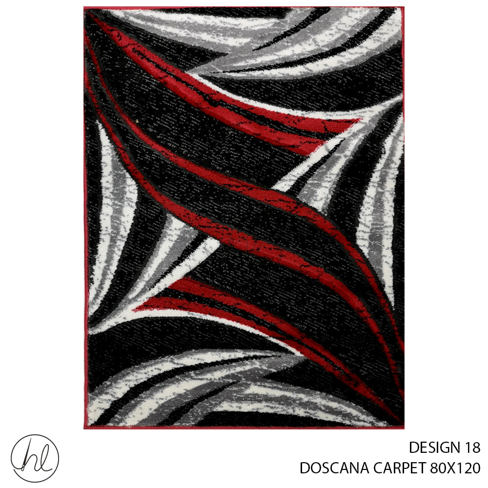 DOSCANA CARPET (80X120) (DESIGN 18)