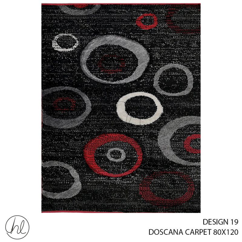 DOSCANA CARPET (80X120) (DESIGN 19)