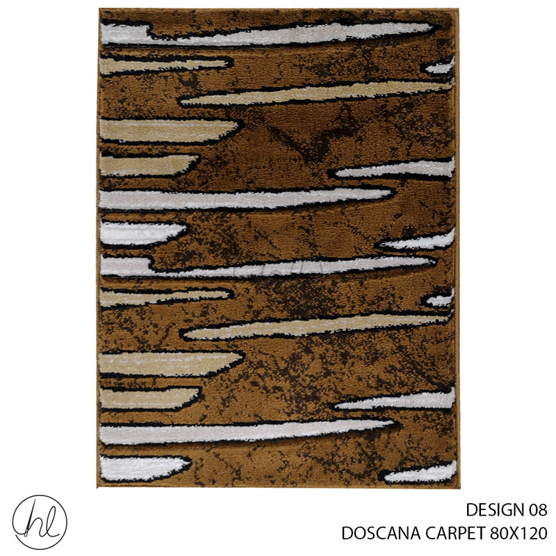 DOSCANA CARPET (80X120) (DESIGN 08)