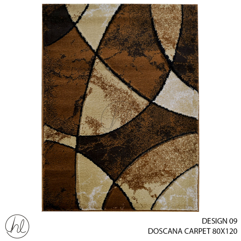 DOSCANA CARPET (80X120) (DESIGN 09)