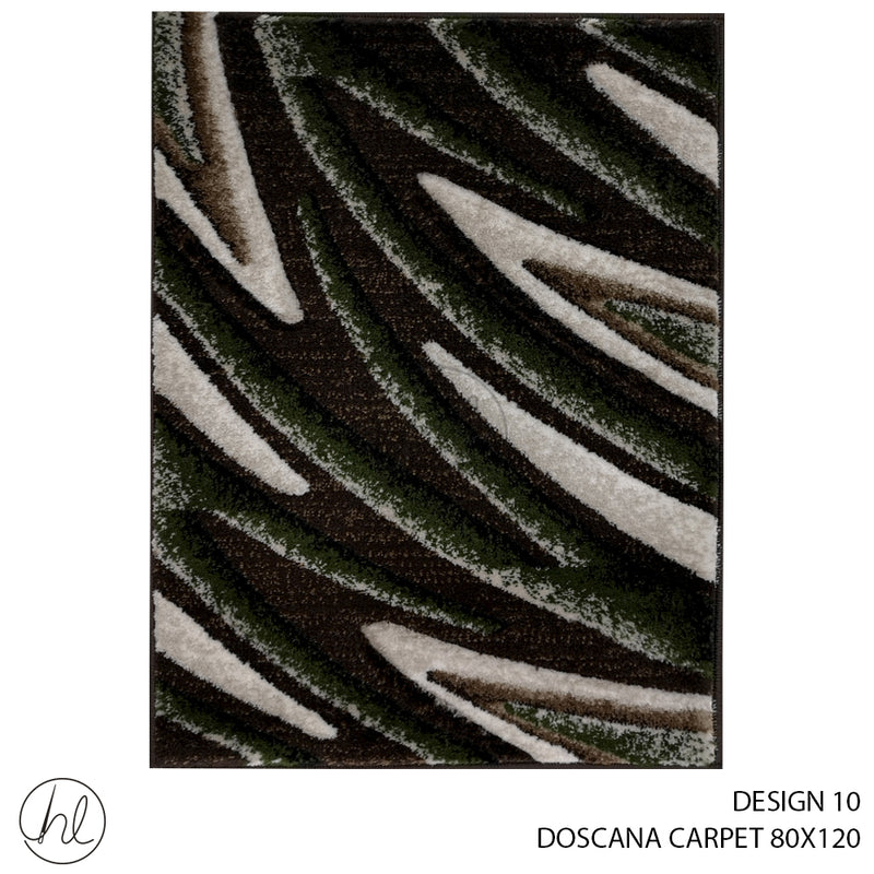 DOSCANA CARPET (80X120) (DESIGN 10)