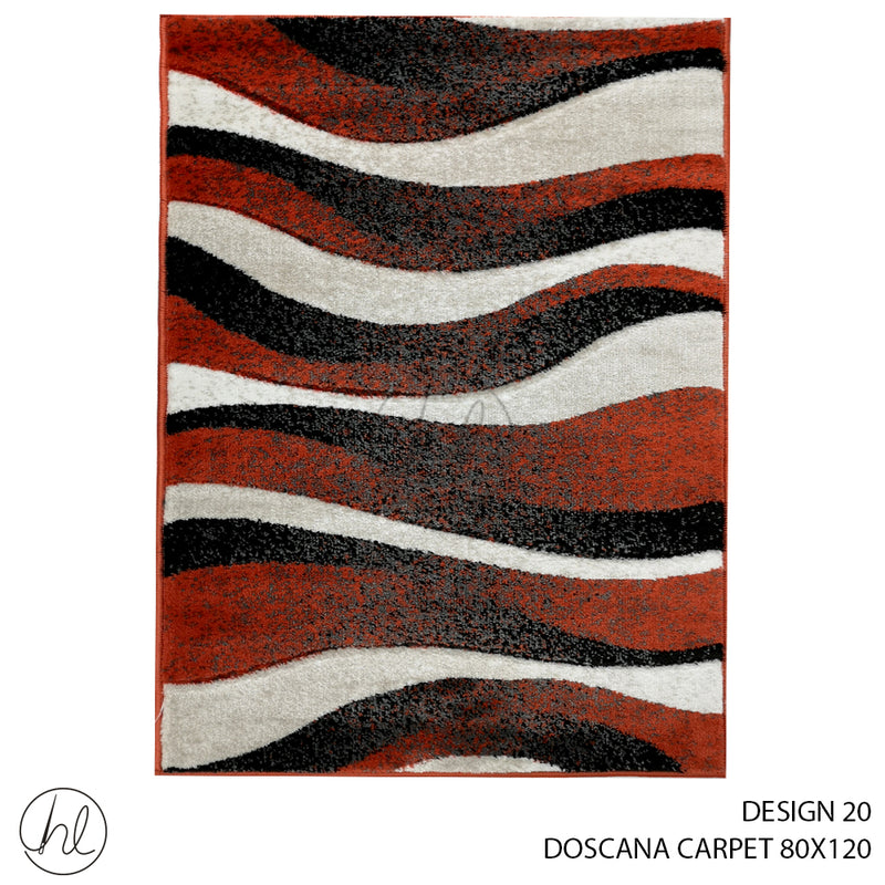 DOSCANA CARPET (80X120) (DESIGN 20)