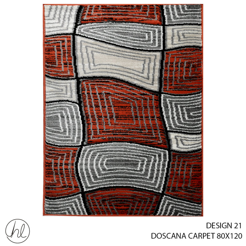 DOSCANA CARPET (80X120) (DESIGN 21)