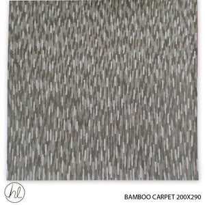 BAMBOO CARPET 200X290 (DESIGN 01)