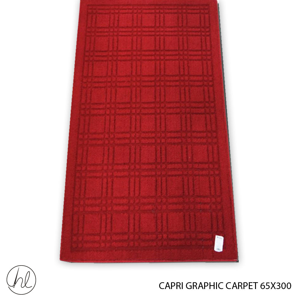 CARPET CAPRI GRAPHIC (65X300) (DESIGN 2)