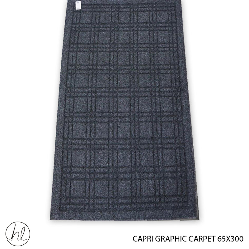 CARPET CAPRI GRAPHIC (65X300) (DESIGN 5)