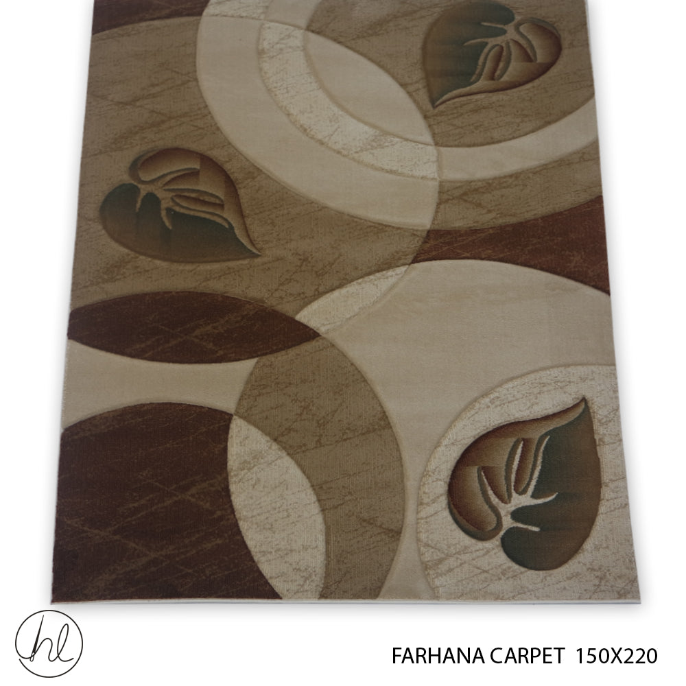 FARHANA CARPET (150X220) (DESIGN 5)