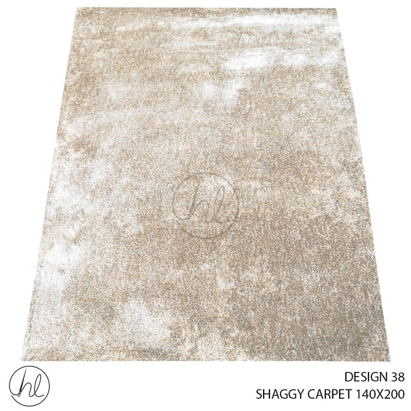 SHAGGY CARPET (140X200) (DESIGN 38)