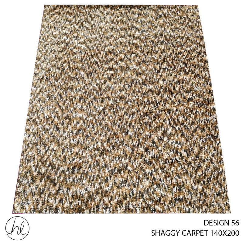 SHAGGY CARPET (140X200) (DESIGN 56)