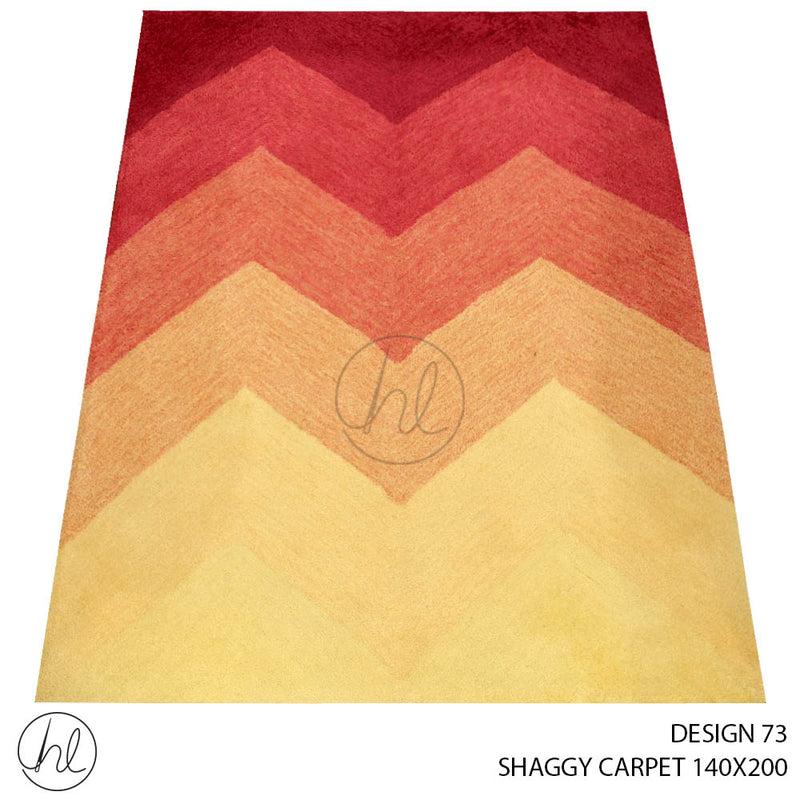 SHAGGY CARPET (140X200) (DESIGN 73)