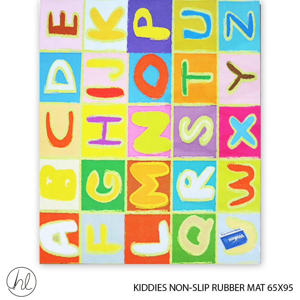 KIDDIES NON-SLIP RUBBER MAT (65X95) (DESIGN 23)