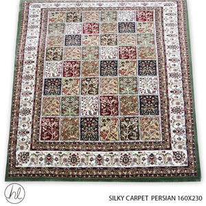 SILKY PERSIAN CARPET (160X230) (DESIGN 01)