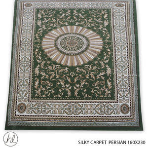 SILKY PERSIAN CARPET (160X230) (DESIGN 02)