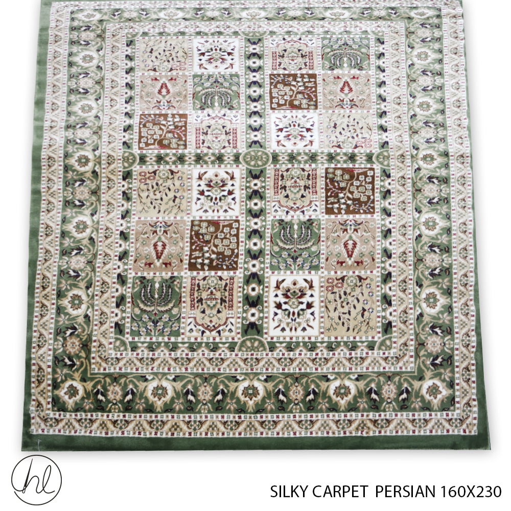 SILKY PERSIAN CARPET (160X230) (DESIGN 04)