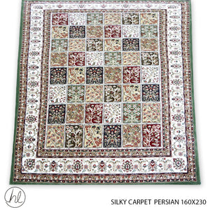 SILKY PERSIAN CARPET (160X230) (DESIGN 05)