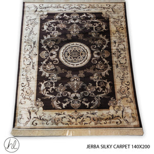 CARPET JERBA SILKY (140X200) (DESIGN 04)