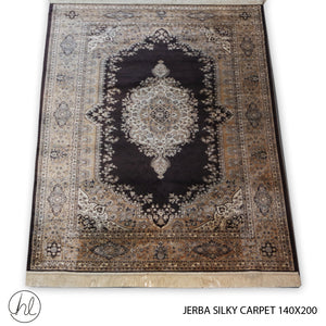 CARPET JERBA SILKY (140X200) (DESIGN 06)