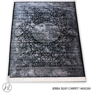 CARPET JERBA SILKY (140X200) (DESIGN 07)
