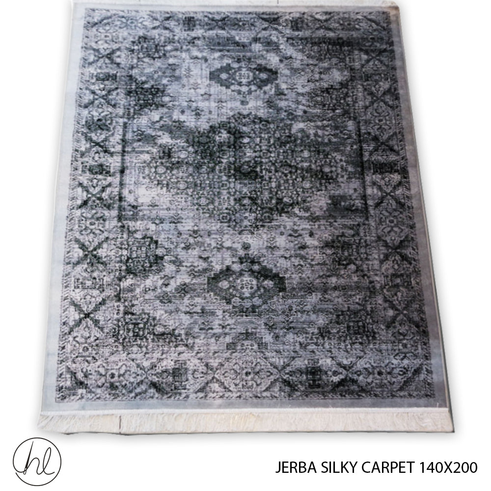 CARPET JERBA SILKY (140X200) (DESIGN 08)