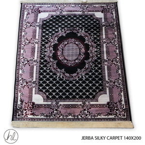 CARPET JERBA SILKY (140X200) (DESIGN 09)