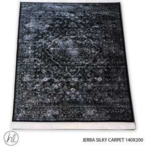 CARPET JERBA SILKY (140X200) (DESIGN 11)