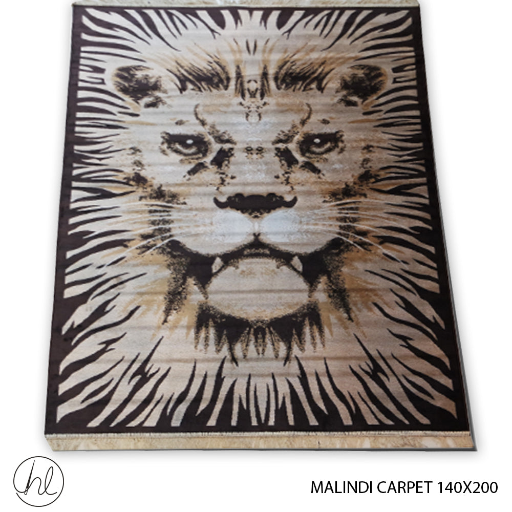 CARPET MALINDI (140X200) (DESIGN 01)