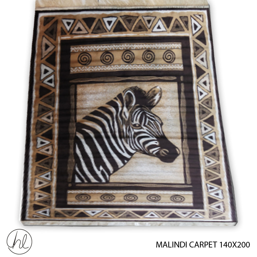 CARPET MALINDI (140X200) (DESIGN 02)