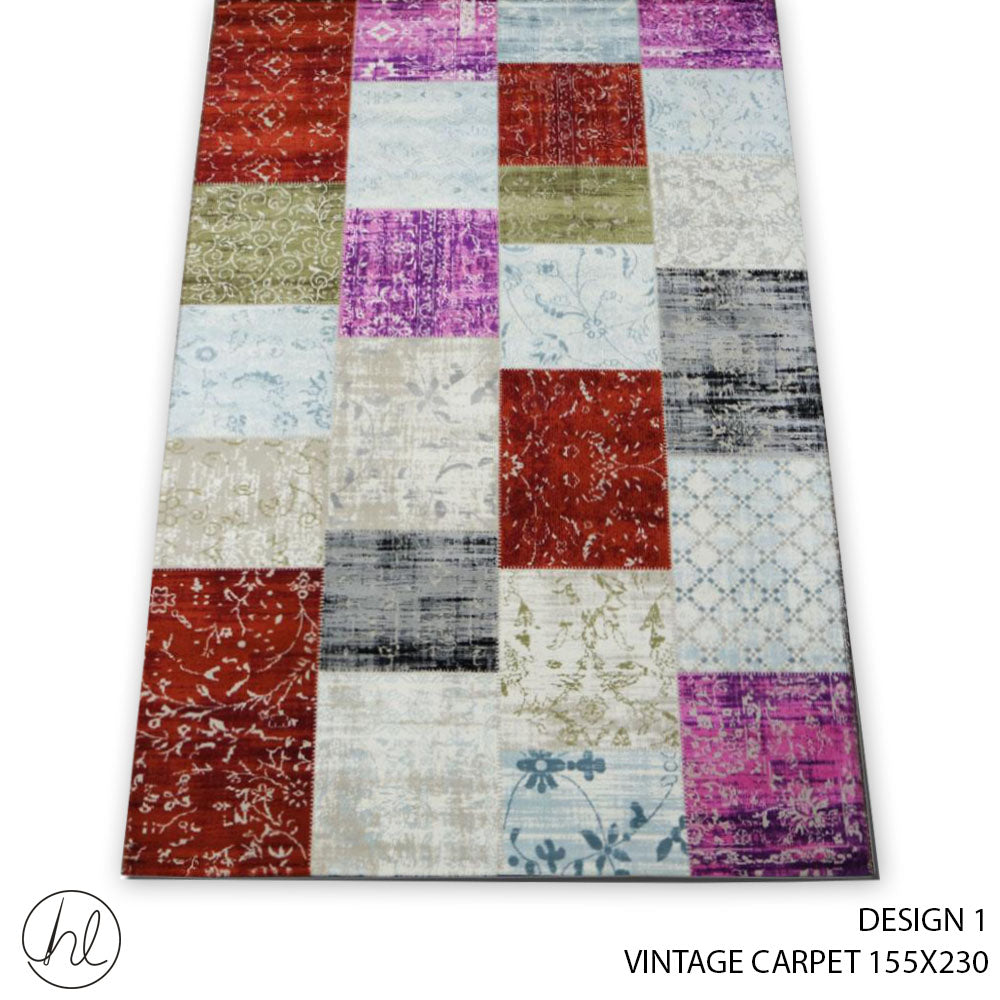 CARPET VINTAGE (155X230) (DESIGN 1)