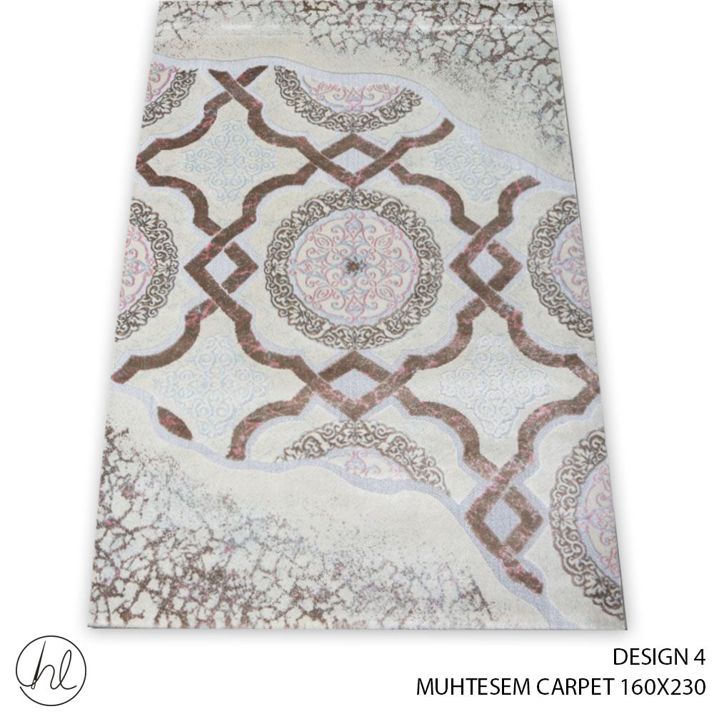 MUHTESEM CARPET (160X230) (DESIGN 4)