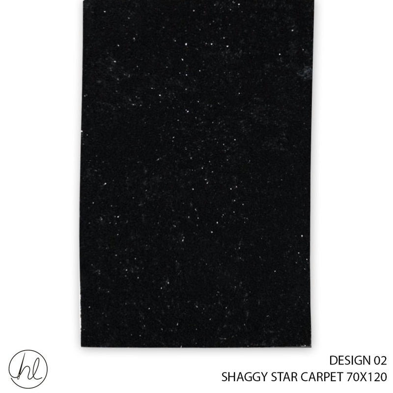 STAR SHAGGY CARPET (70X120) (DESIGN 02)