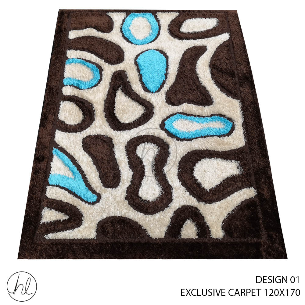 EXCLUSIVE CARPET (120X170) (DESIGN 01)