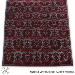 ANTIQUE VINTAGE LOOK CARPET (200x300) (DESIGN 2)