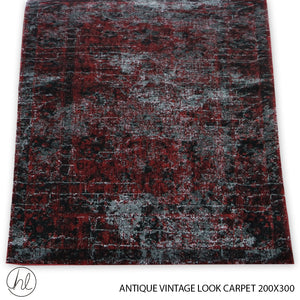 ANTIQUE VINTAGE LOOK CARPET (200x300) (DESIGN 3)