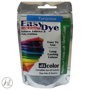 EASY DYE (COLD WATER FABRIC DYE)